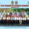 SIYB Traning of Trainers Seminar - December 2019